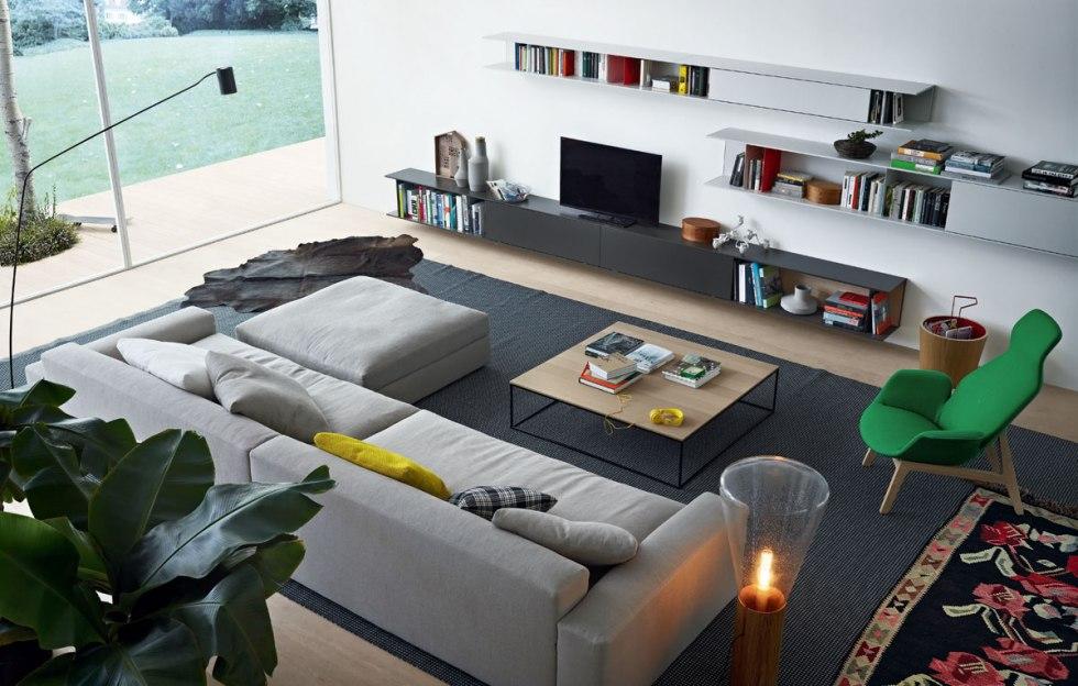 Emejing Soggiorno Poliform Images - Home Design Inspiration ...